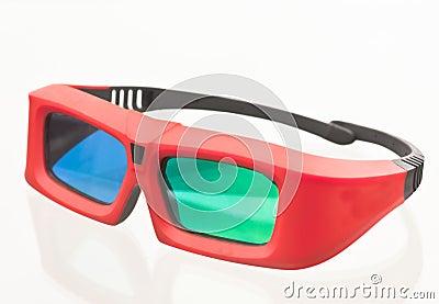 3D glasses, Xpand system