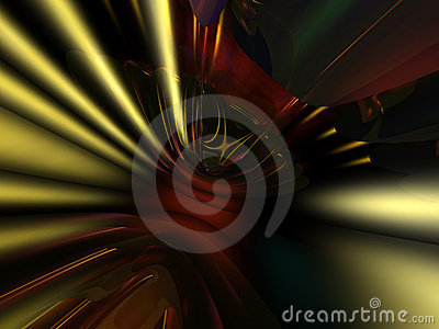 red abstract wallpaper. 3D GOLD RED ABSTRACT WALLPAPER