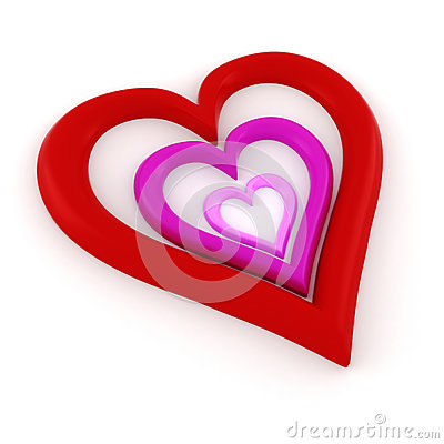 3d hartvorm
