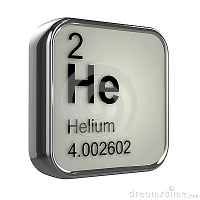 Free 3d Helium Element Stock Photography - 39028672