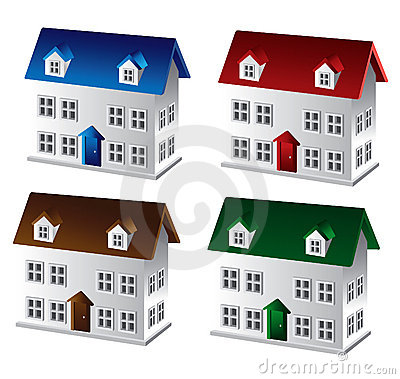 Free 3D House Stock Images - 6471574