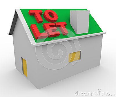 3d house to let