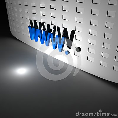 3d image of  www.