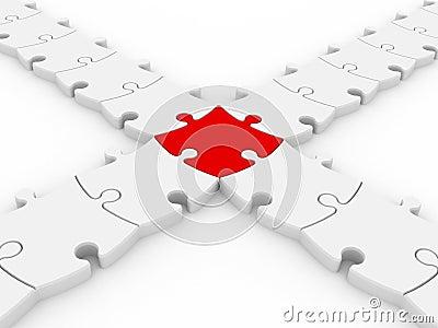 3D Jigsaws Connection