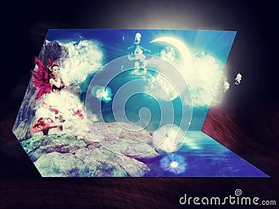 3D live card