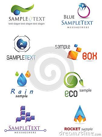 Free 3D Logo Stock Photo - 26225250