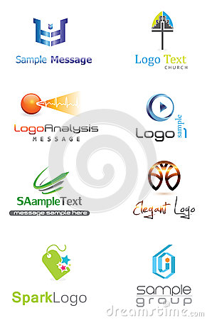 Free 3D Logo Stock Photography - 26511822