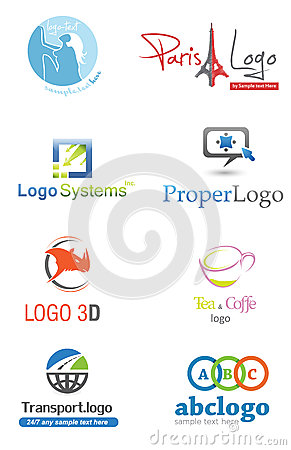 Free 3D Logo Royalty Free Stock Images - 26511829