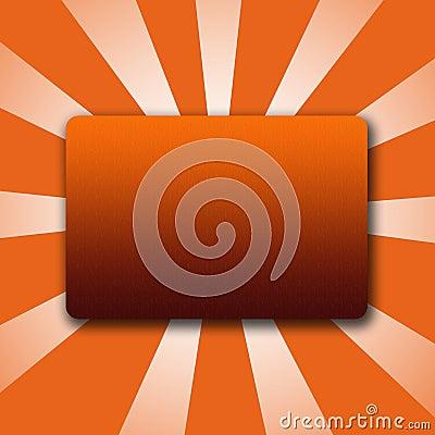 3D Logo Button