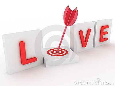 3d love with target