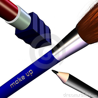 3D Makeup Design
