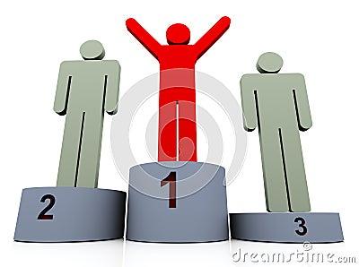 3d man winner