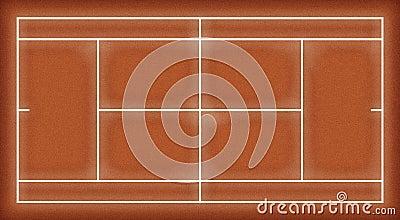 3D Map Tennis