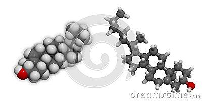 Cholesterol Molecular Structure