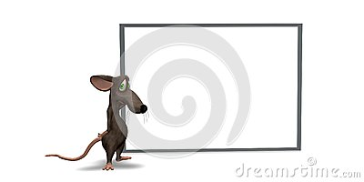 3D Mouse with Sign