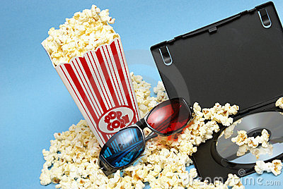 3D Movie Entertainment