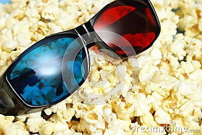 3D Movie Entertainment