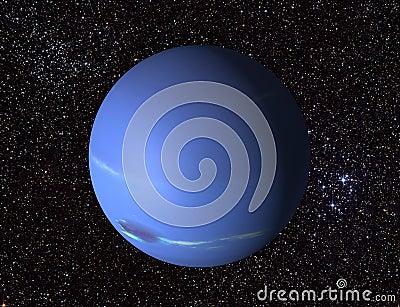 3D Neptune