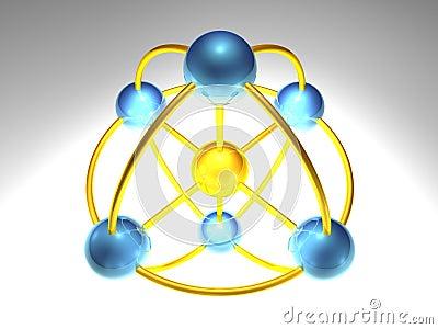 3D Network Node