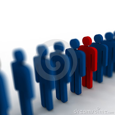 Free 3d People Stock Images - 4842534