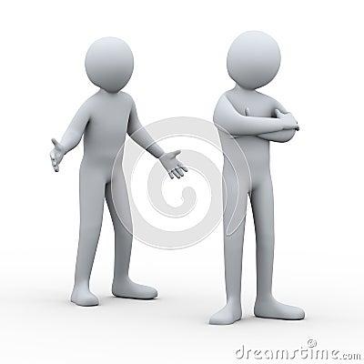http://thumbs.dreamstime.com/x/3d-people-misunderstanding-27754874.jpg