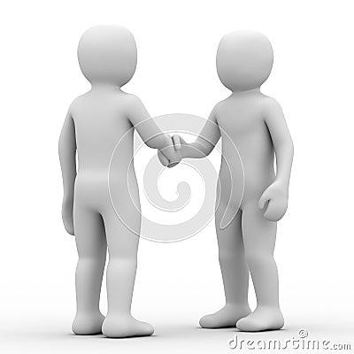 3d people partner