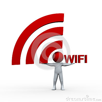 3d person and wifi