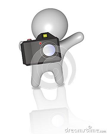 3d Photographer