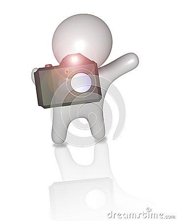 3d Photographer 3