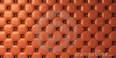 3d picture of genuine leather upholstery