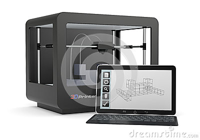 3d printing royalty free stock photos image 37703348 Free cad software for 3d printing