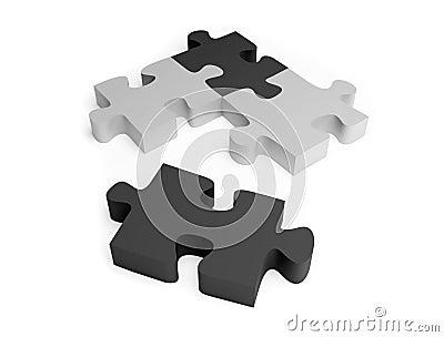3d puzzles.