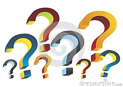3d questions - vectors