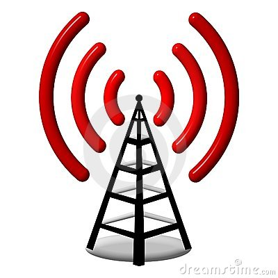Free 3d Radio Antenna Stock Photos - 6095953
