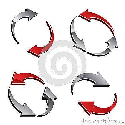 3d reload arrows
