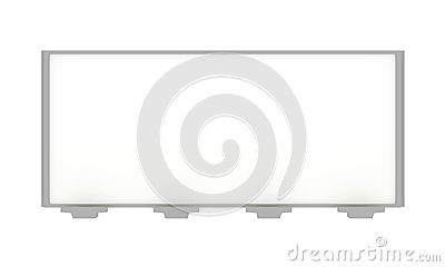 3D Rendered Billboard