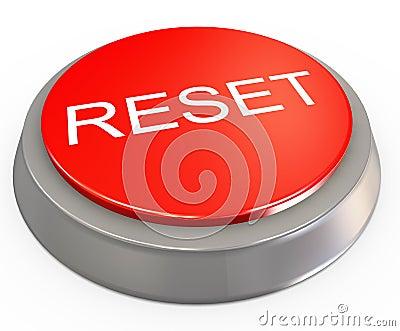 3d reset button