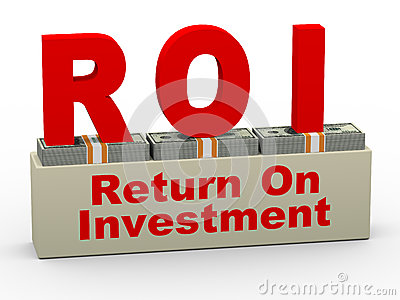 3d roi - return on investment