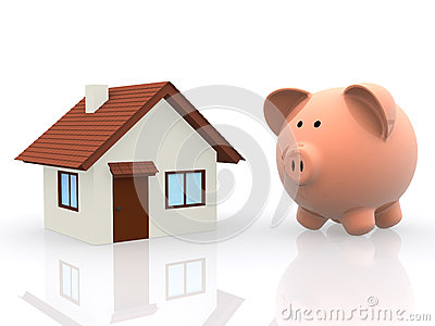 3D Saving for a house