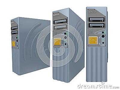 3d servers #2