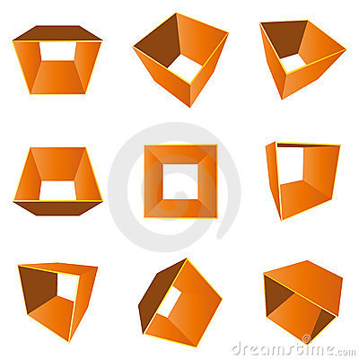 3D shape (Vector)