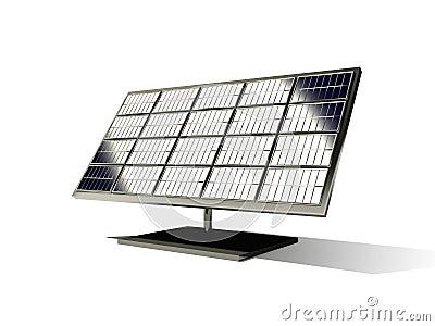 3d solar cell
