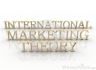 3d spelling international marketing theory