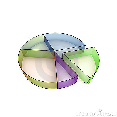 Free 3d Statistics Royalty Free Stock Images - 5233409