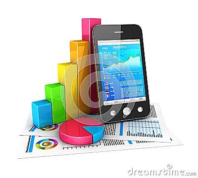 Free 3d Statistics Concept Stock Photos - 31564963