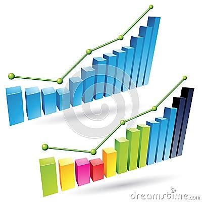 3d Stats Bars