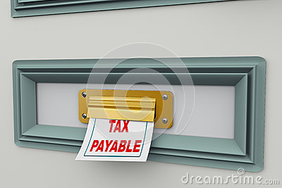 3d tax payable