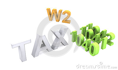 3d text of TAX forms