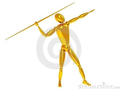 3d thrower of the spear