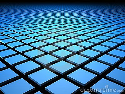 3D Tile Tiles Background